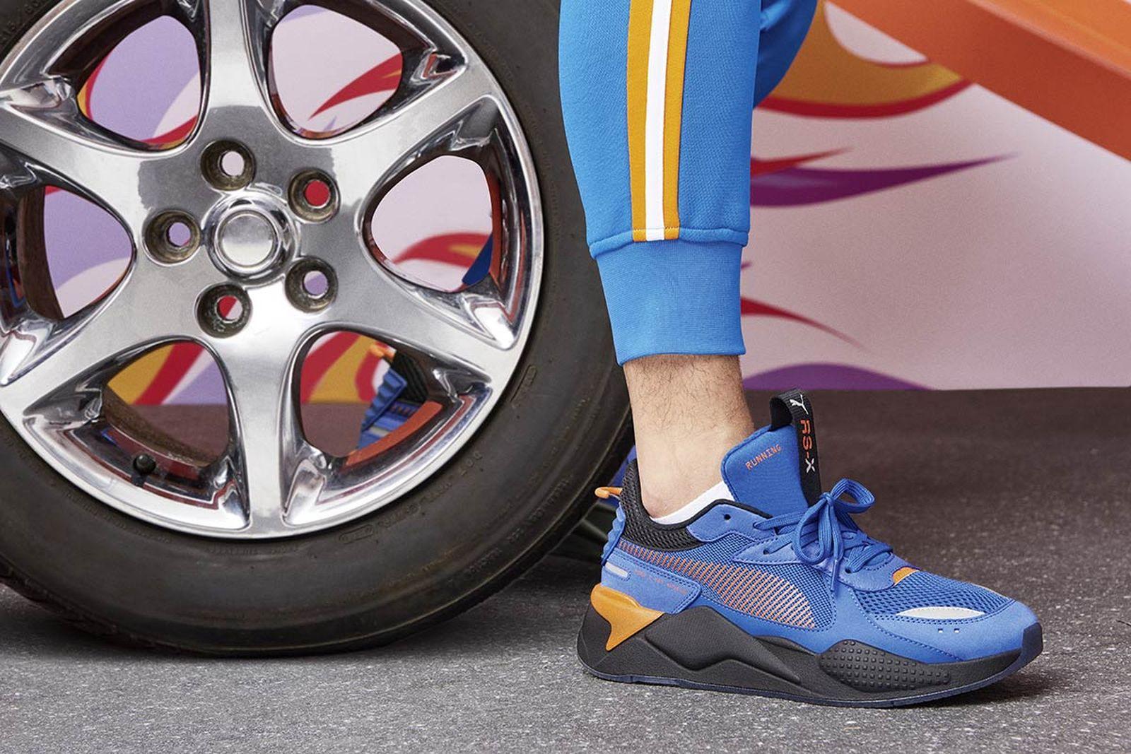 mattel puma rs x hot wheels release date price PUMA RS-X