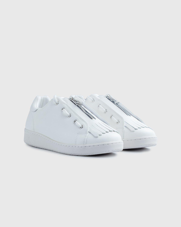 A.P.C. x Sacai — Minimal Sneaker White - Image 3
