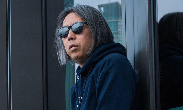 Hiroshi Fujiwara sunglasses