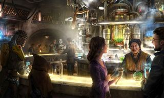 The Famous 'Star Wars' Cantina Will Soon Be a Booze-Serving Bar at Disneyland