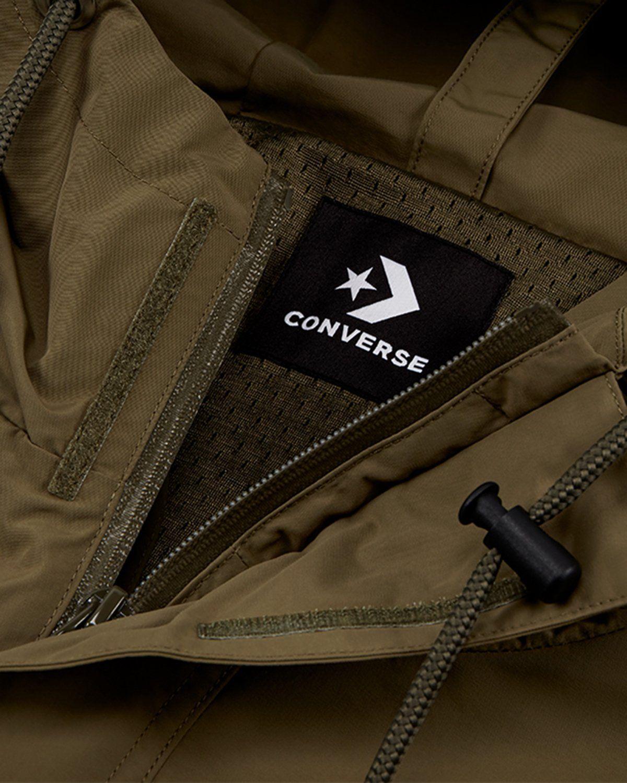 Converse x Kim Jones — Parka Burnt Olive - Image 3