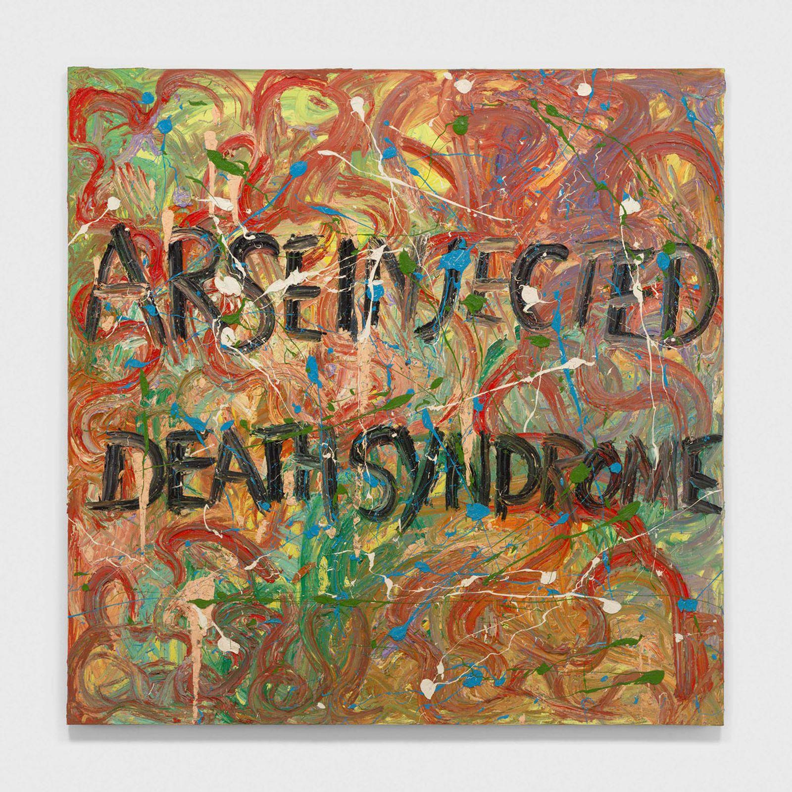 Derek Jarman, Arse Injected Death Syndrome, 1993