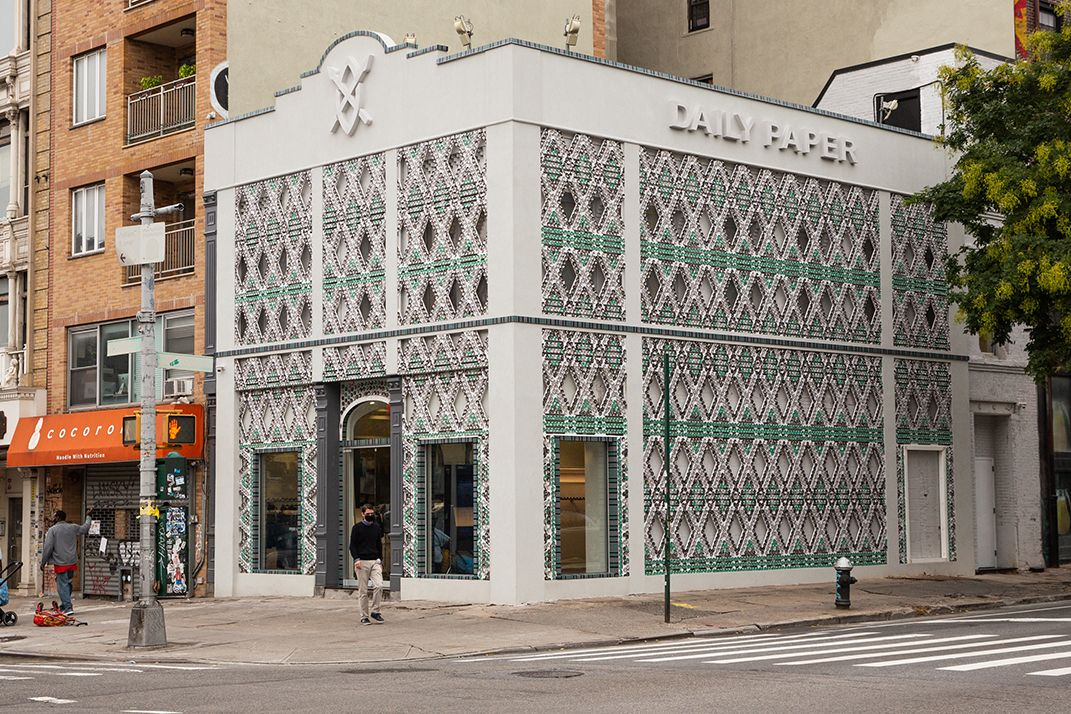 Daily Paper Opens Their First Store in the U.S.
