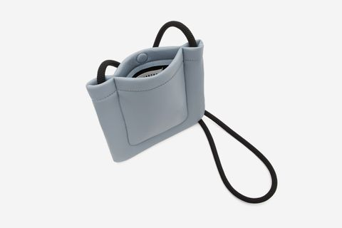 Padded Messenger Bag