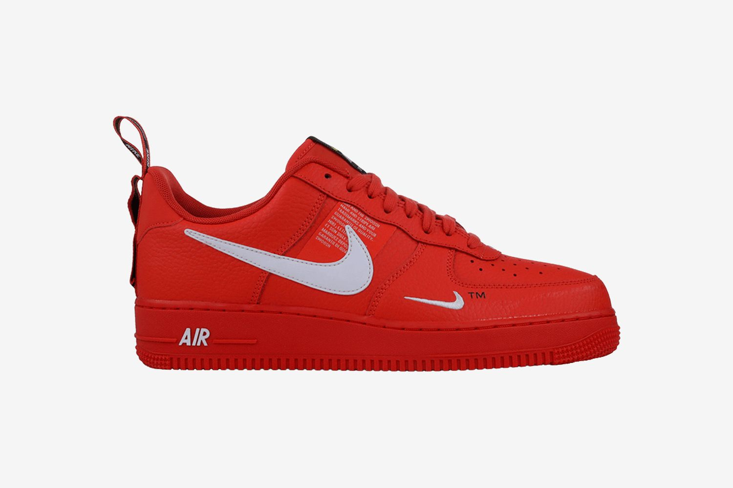 Air Force 1 '07 LV8 'Overbranding'
