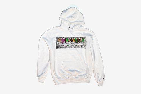bandulu x nike hoodie