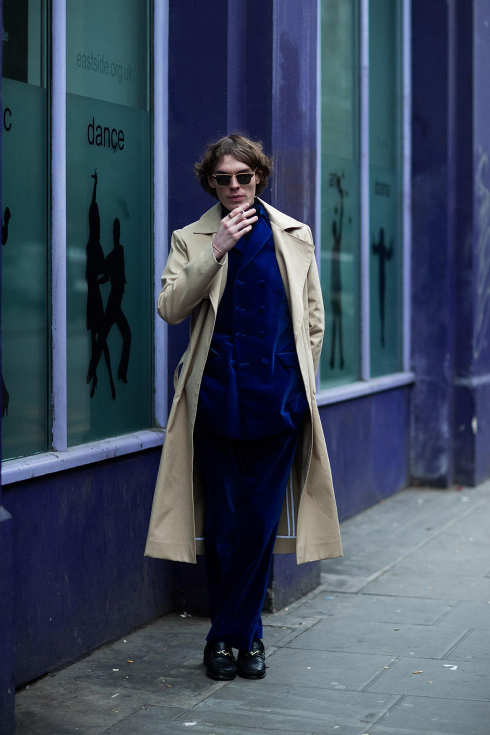 MFW19 London StreetStyle EvaAlDesnudo 08 Martine Rose a cold wall calvin klein 205w39nyc