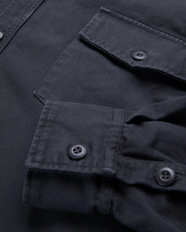 Darryl Brown — Military Work Shirt Vintage Black - Image 4