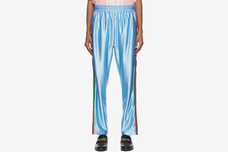 Shiny Jogging Pants