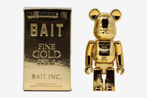 Gold Bar 100%