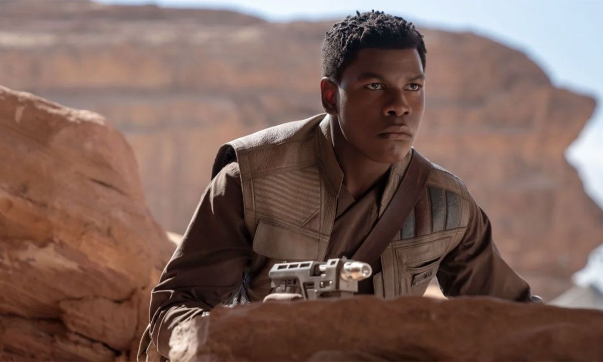 'Star Wars' John Boyega Claps Back at Haters & Twitter Is Here for It