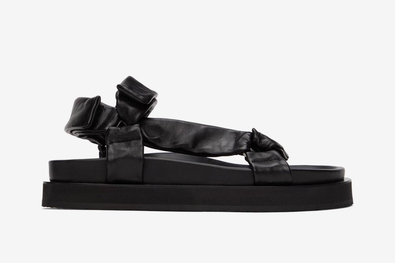 Sheepskin Sandals