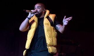 Watch Drake's Surprise Headlining Set at Wireless Festival 2018