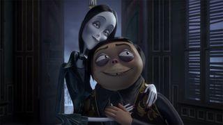 the addams family teaser trailer Oscar Isaac charlize theron
