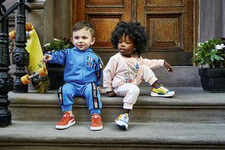 PUMA Debuts SS19 'Sesame Street' Children's Collection