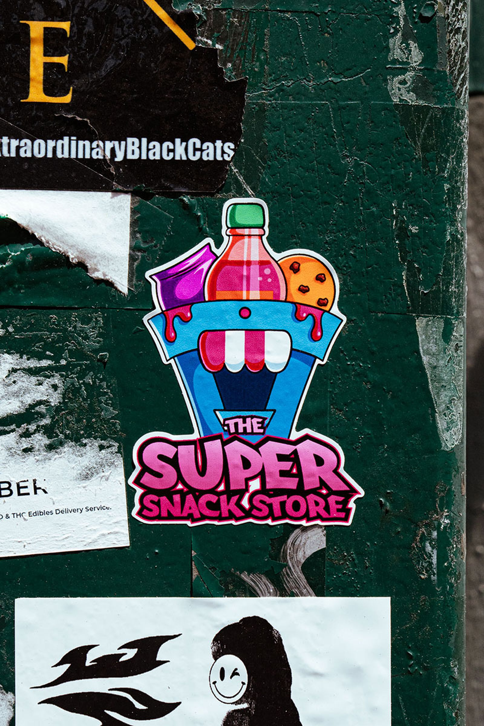 hype culture coming snack game The Super Snack Store