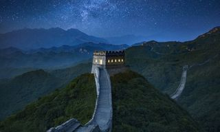 Airbnb Cancels Its Great Wall of China Competition