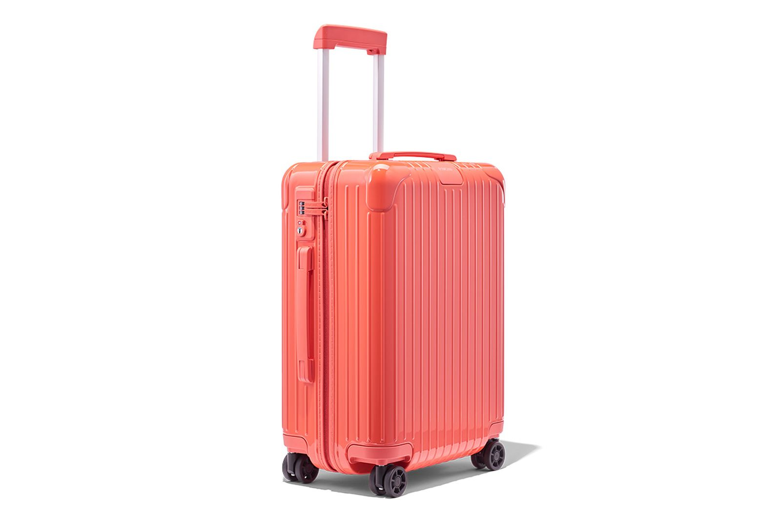 rimowa suitcases summer colors