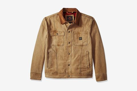 Ranch Cotton Duck Jacket