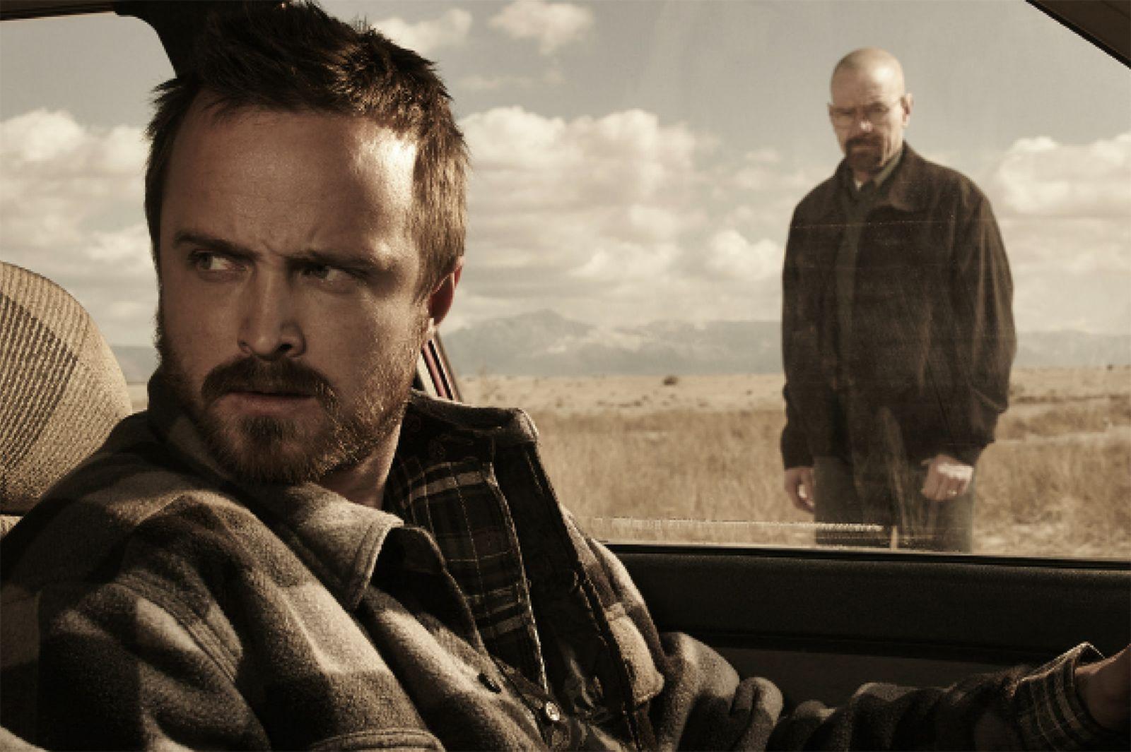 breaking bad scene watch before el camino Aaron Paul Death Row Records El Camino: A Breaking Bad Movie