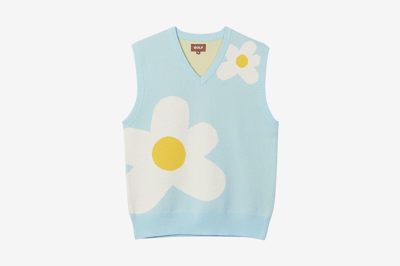Le Fleur Sweater Vest