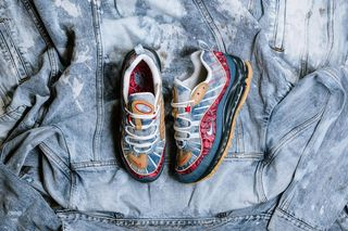 """more photos 92b64 9ff8c Nike s """"Wild West"""" Air Max Pack Wants to Unleash Your Inner Cowboy"""