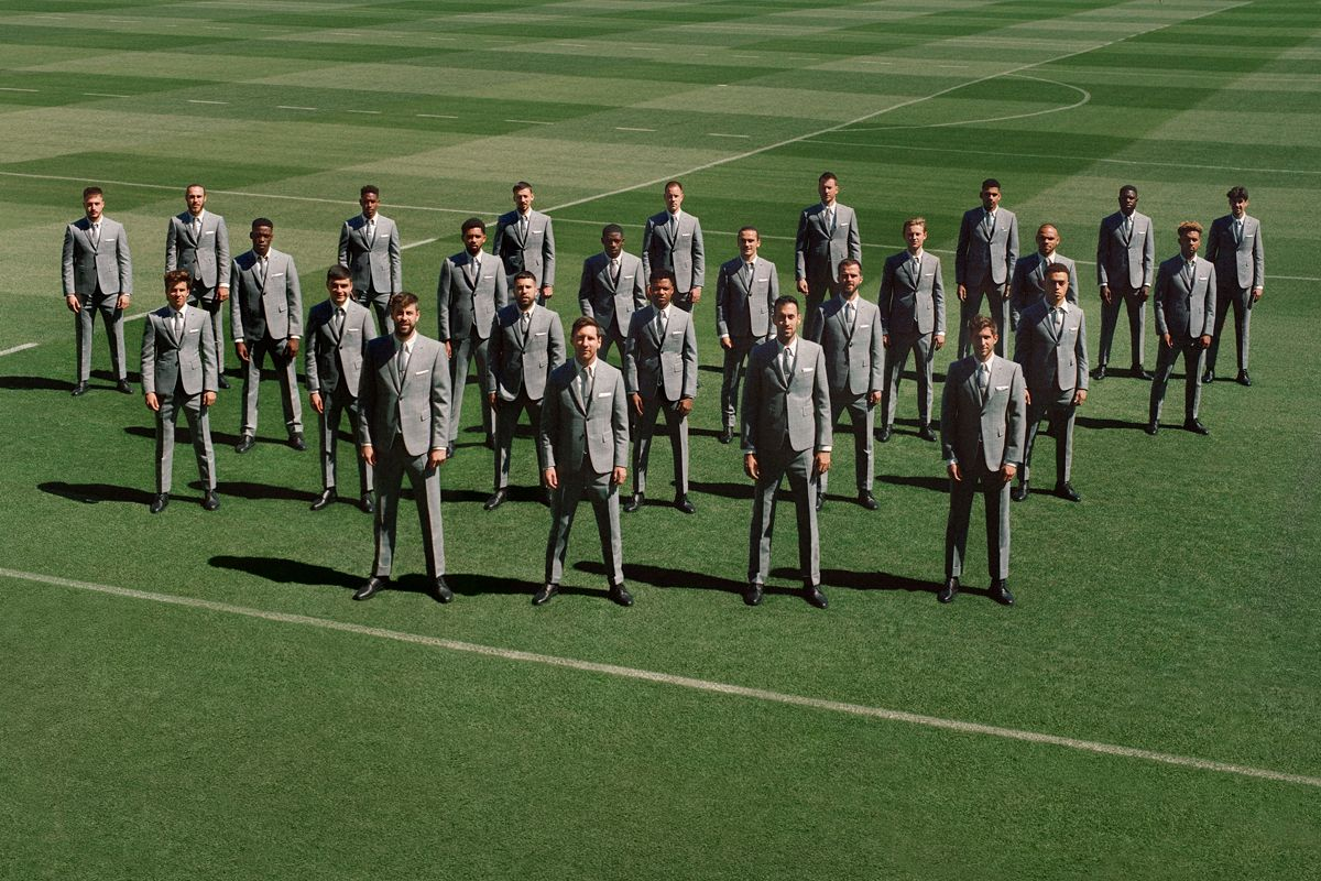 Win or Lose, FC Barcelona Remains Best-Dressed