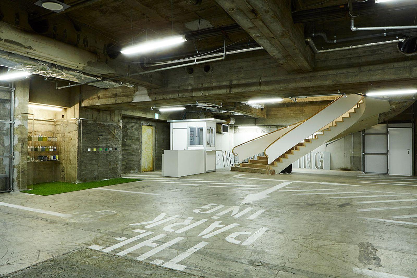 icons hiroshi fujiwara theparking Aoyama Hi & Lo The Park・ing