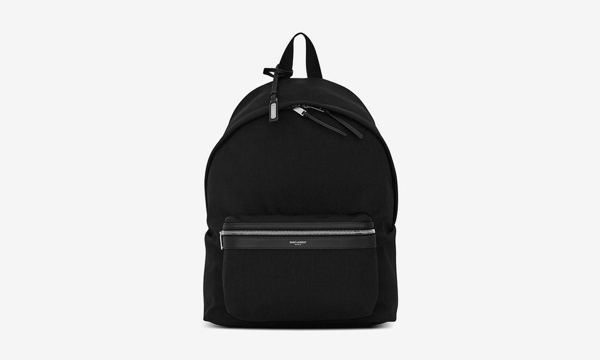 """Saint Laurent & Jacquard By Google Announce """"Smart"""" Cit-e Backpack Collab"""