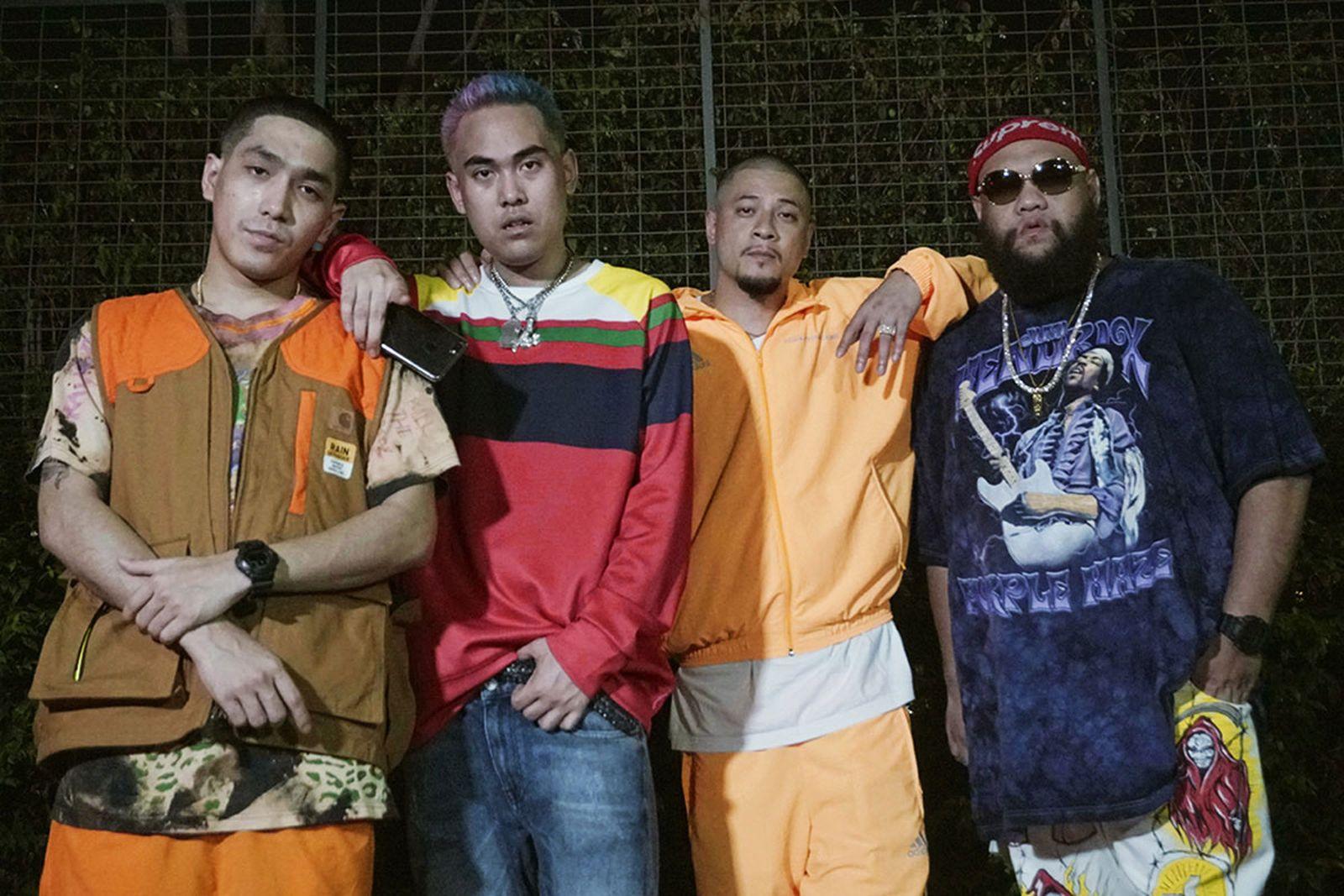 thai rappers to know 19TYGER FIIXD Nur$etime