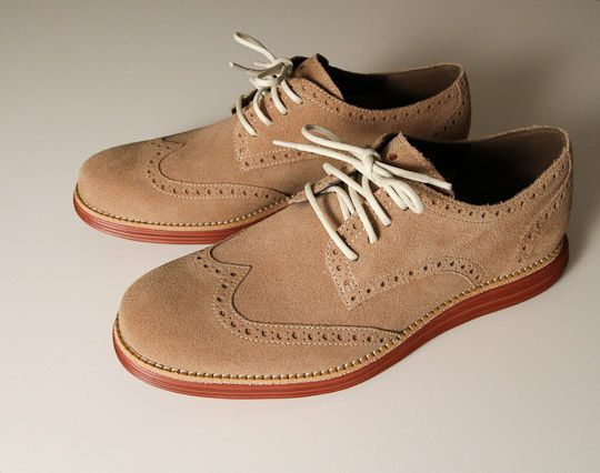31967b6580d Cole Haan Lunargrand Wingtip Shoes - Dynamic Support on Outside |  Highsnobiety
