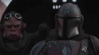 Star Wars: The Mandalorian second trailer