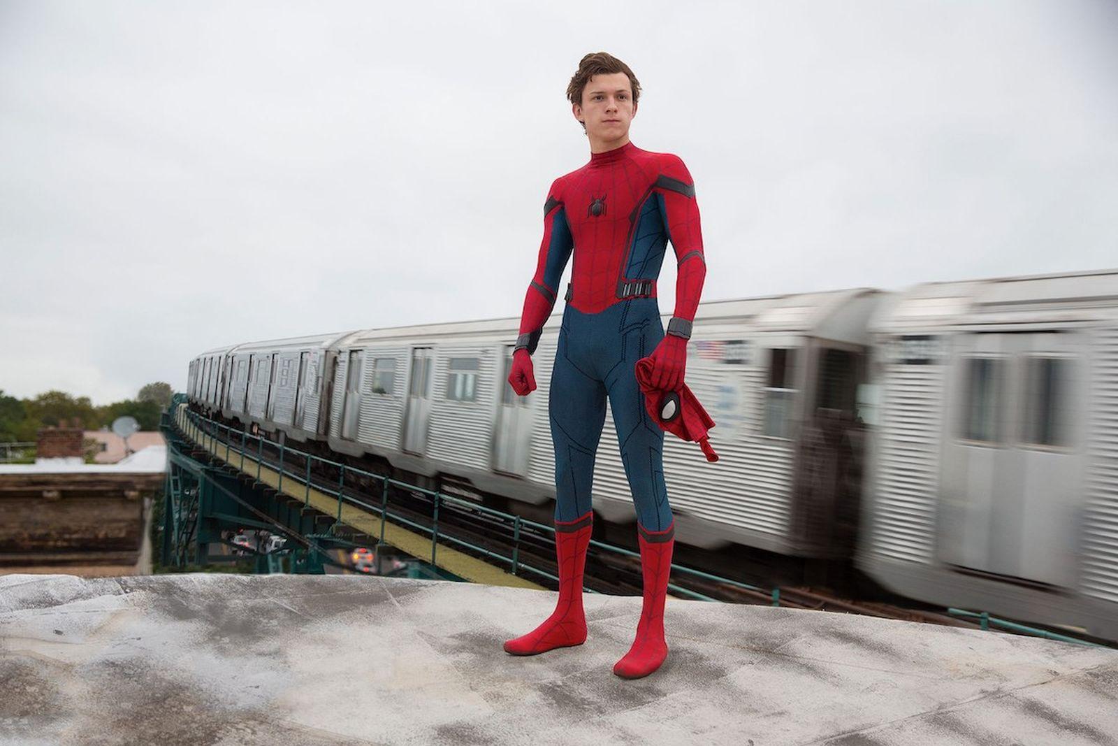sony marvel announce third spider man movie Tom Holland spider-man