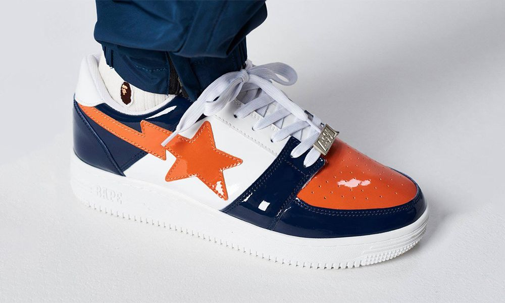 bape is bringing out 3 new bapesta colorways this week