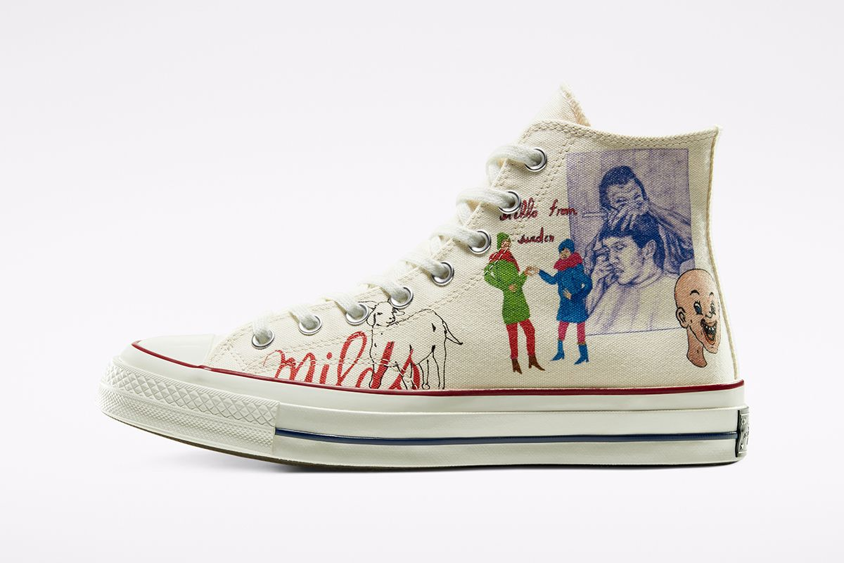 Tyler, the Creator Taps Artist for Converse Artist Series Collab 11