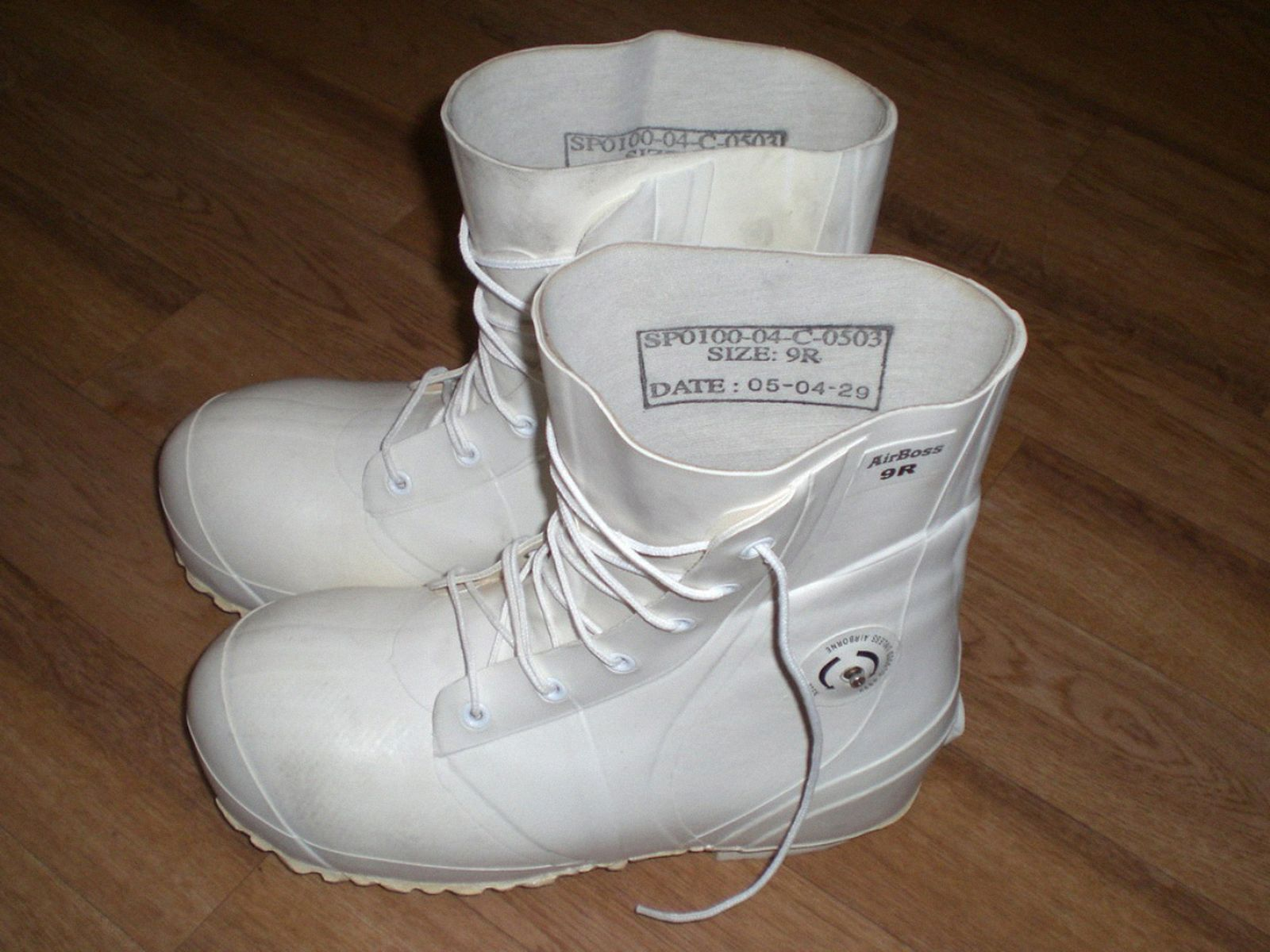 two boots influencing designers 032c Adidas OAMC