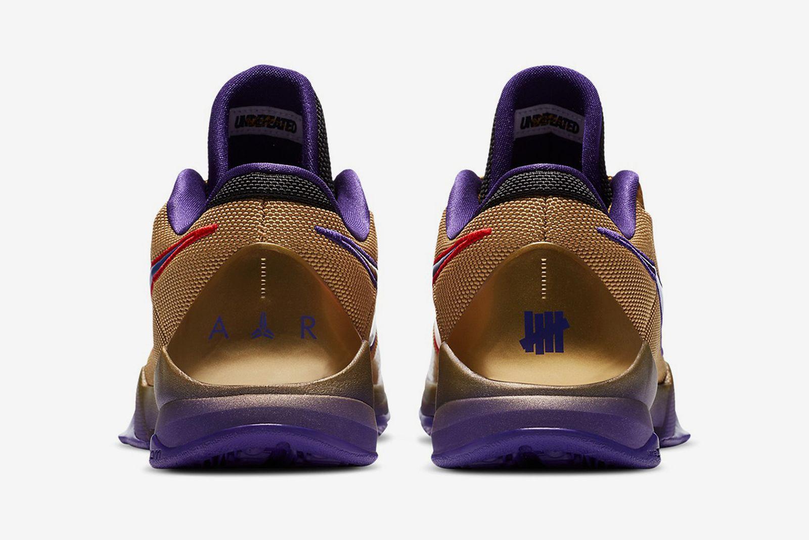 """UNDEFEATED x Nike Kobe 5 Protro """"Hall of Fame"""""""