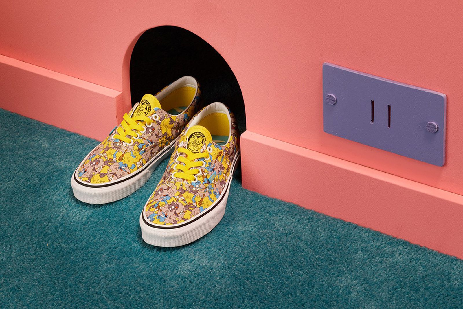 New Vans The Simpsons Collection First Look Release Info