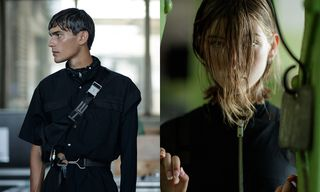HELIOT EMIL Is Pushing Scandi Fashion in a Dark New Direction