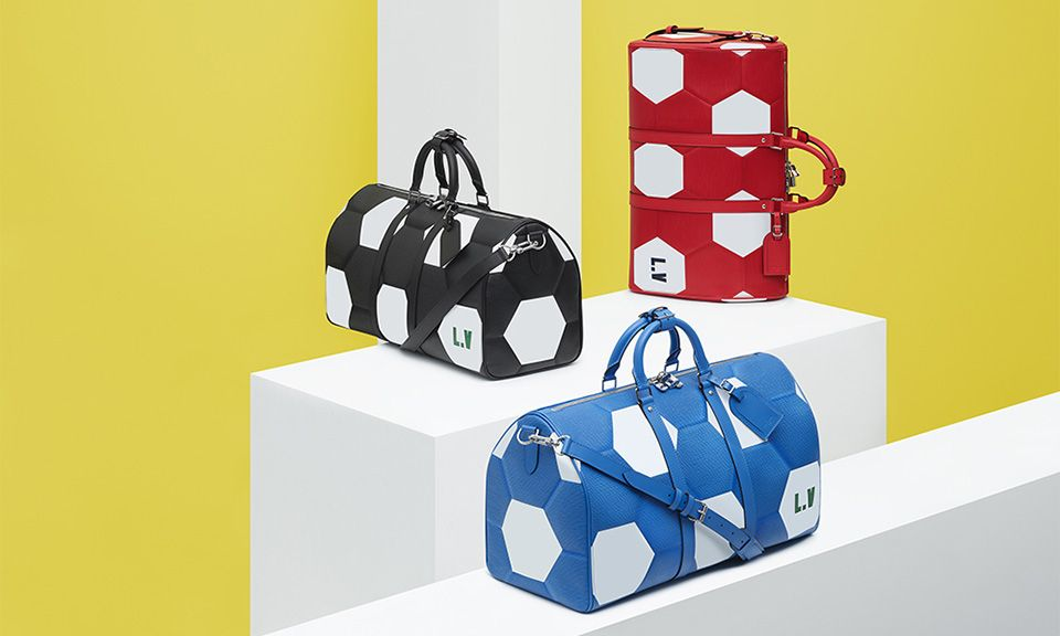 25419a98cf9c Louis Vuitton Debuts 2018 FIFA World Cup Collection