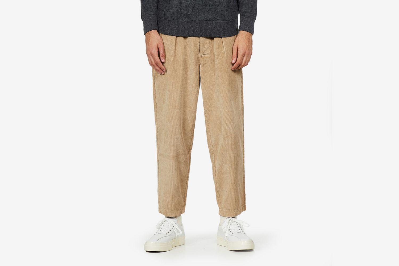 Jumbo Cord Trouser