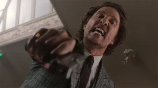 Matthew McConaughey The Gentlemen trailer