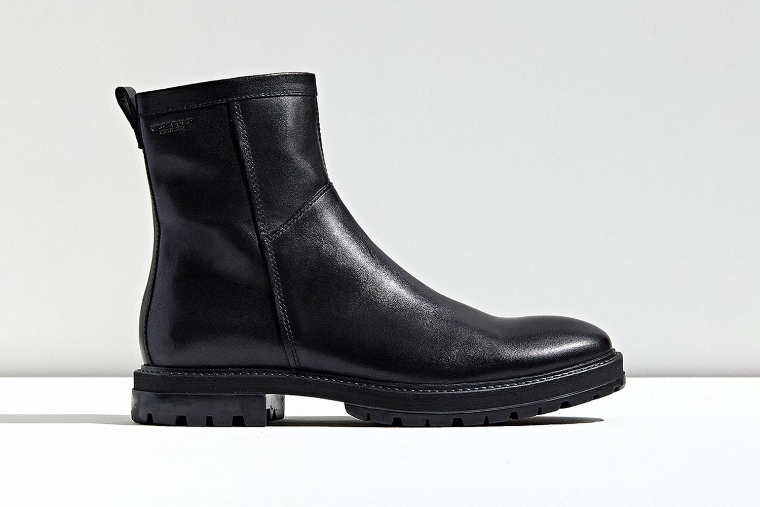 Johnny Zip-Up Chelsea Boot