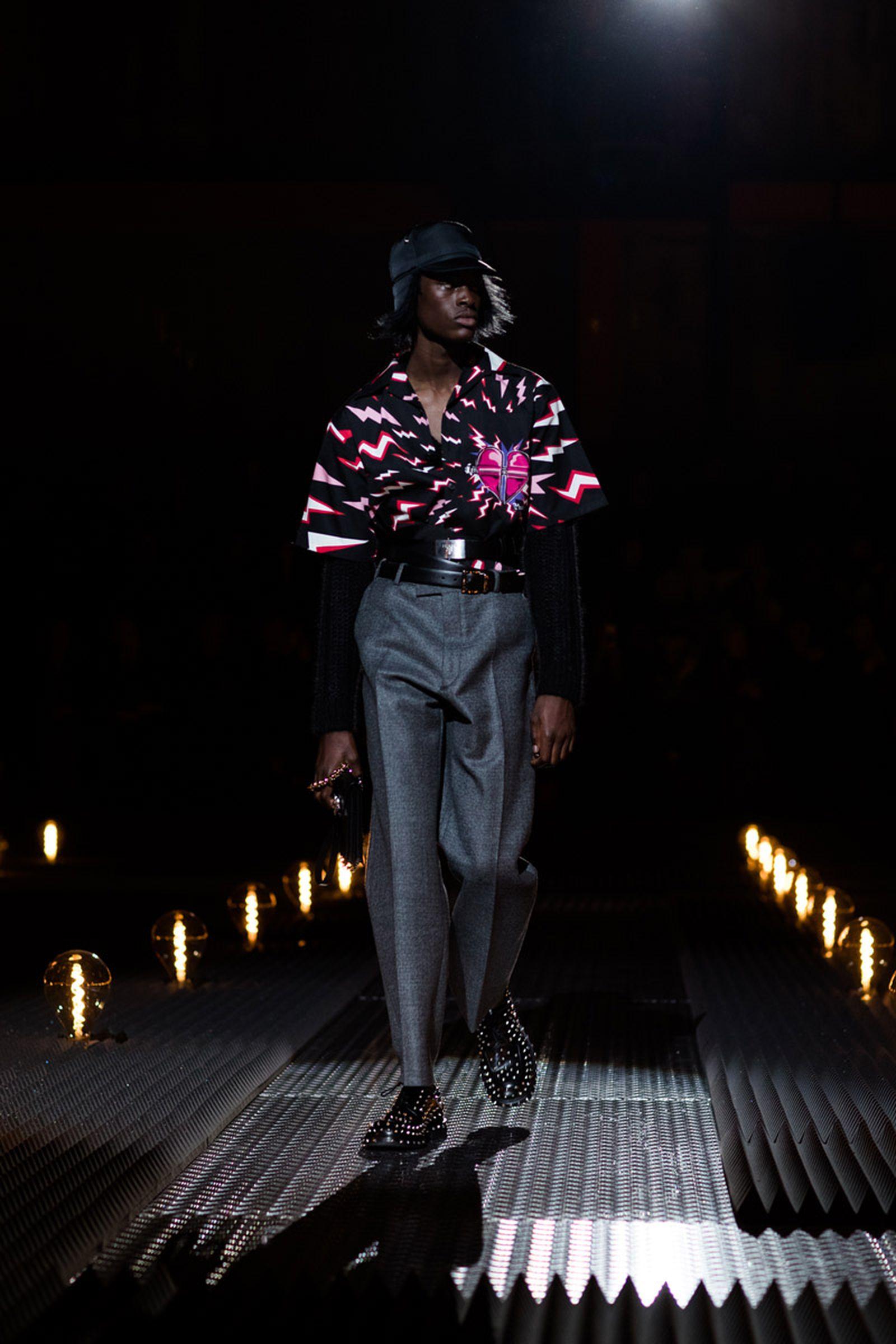 19prada fw19 milan fashion week rumway runway
