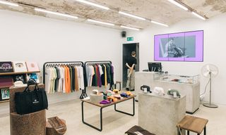Take a Look Inside Russia's Dopest New Skate Boutique ОКТЯБРЬ