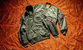 Alpha Industries Celebrates Playboy's 65th Anniversary With Custom Jackets