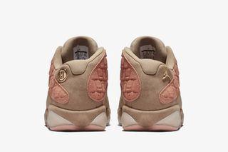 b150ccc5c49 CLOT x Air Jordan 13 Low