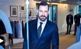 Sneak Peek   Perry Ellis Returns to New York Fashion Week with Michael Maccari