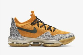 "88ad0f3b18e0 atmos x Nike LeBron 16 Low ""Safari""  Official Release Information"