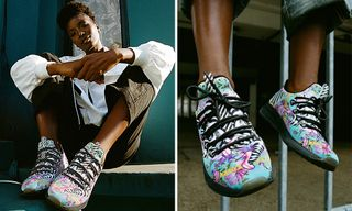 London Street Artist Insa Talks Art, Creativity, and Teaming Up With ALDO on the Mx3 Sneaker